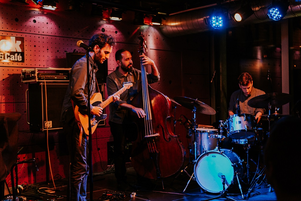 Foto & Video: Julian Lage Trio - vol. 2