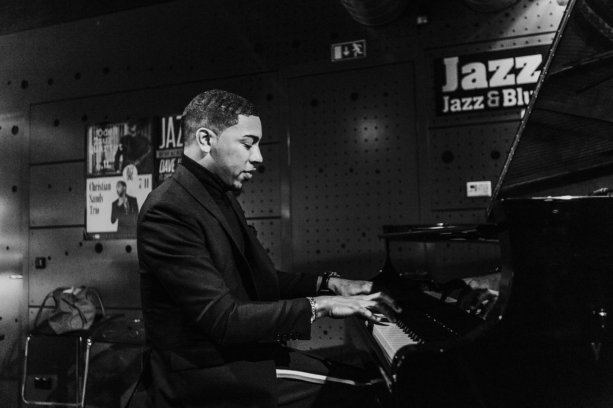 Foto & Video: Christian Sands Trio