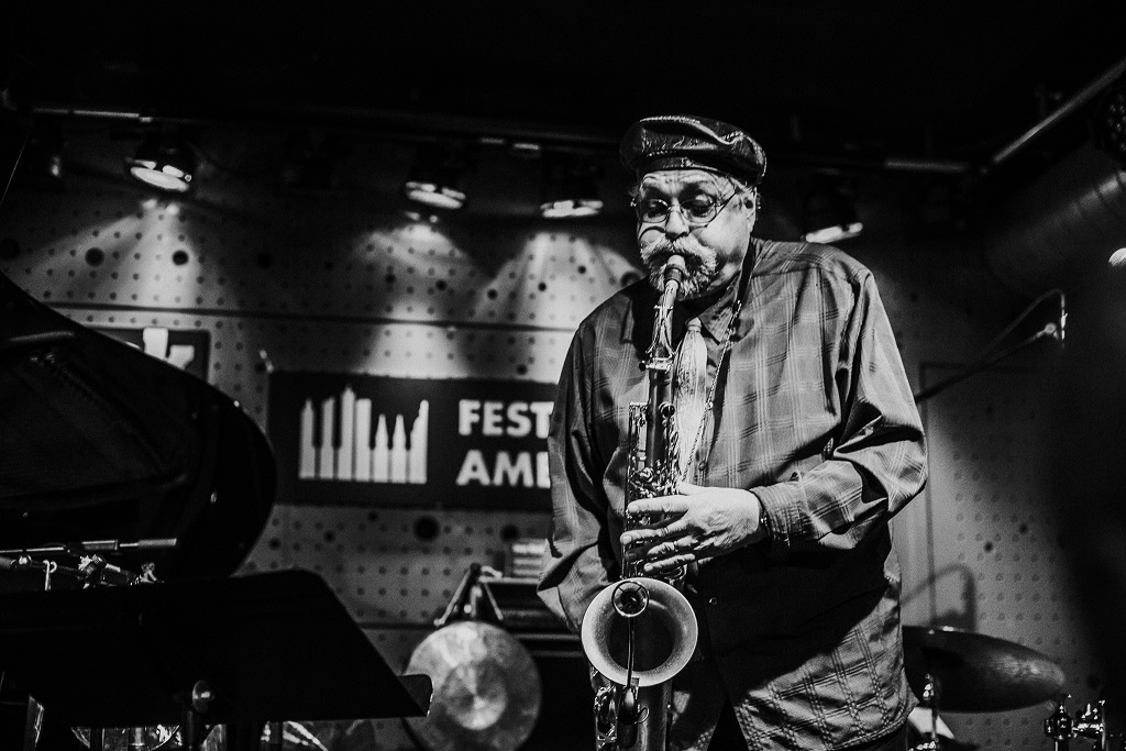 Foto & Video: Joe Lovano Trio Tapestry