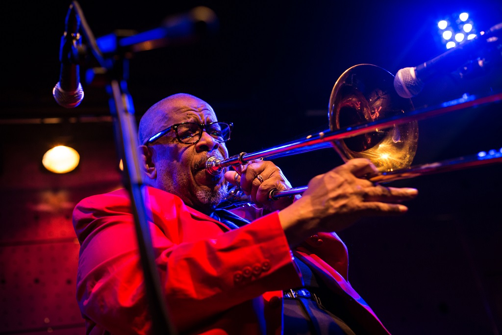 Foto & Video: Fred Wesley Generations
