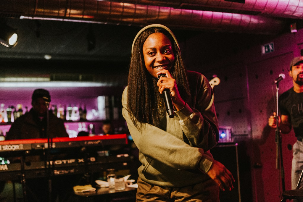 Foto & Video: Noname - Live at Jazz Dock