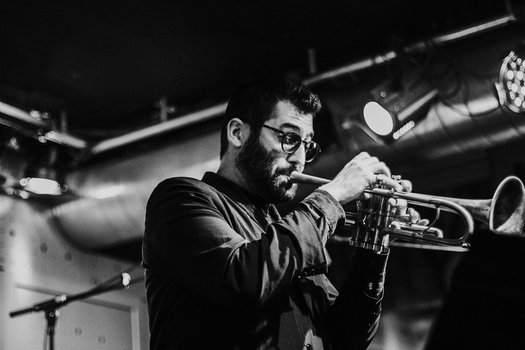 Foto & Video: Itamar Borochov – Live at Jazz Dock