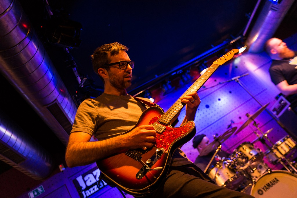 Foto & Video: Forq - Back at Jazz Dock