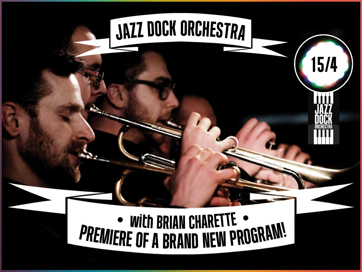 JAZZ DOCK ORCHESTRA ft. Brian Charette