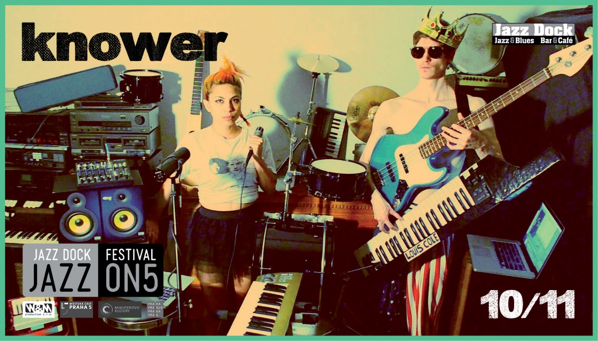 JAZZ ON5::KNOWER (USA)