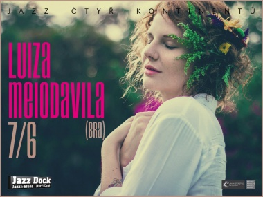 Luiza Meiodavila Quartet (BRA): JAZZ OF FOUR CONTINENTS