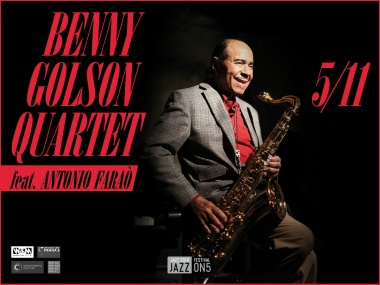 Benny Golson Quartet (USA): JAZZ ON5