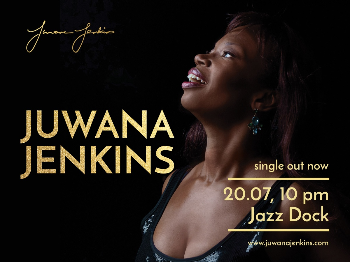 Juwana Jenkins and Her All Star Mojo Band (USA/CZ)