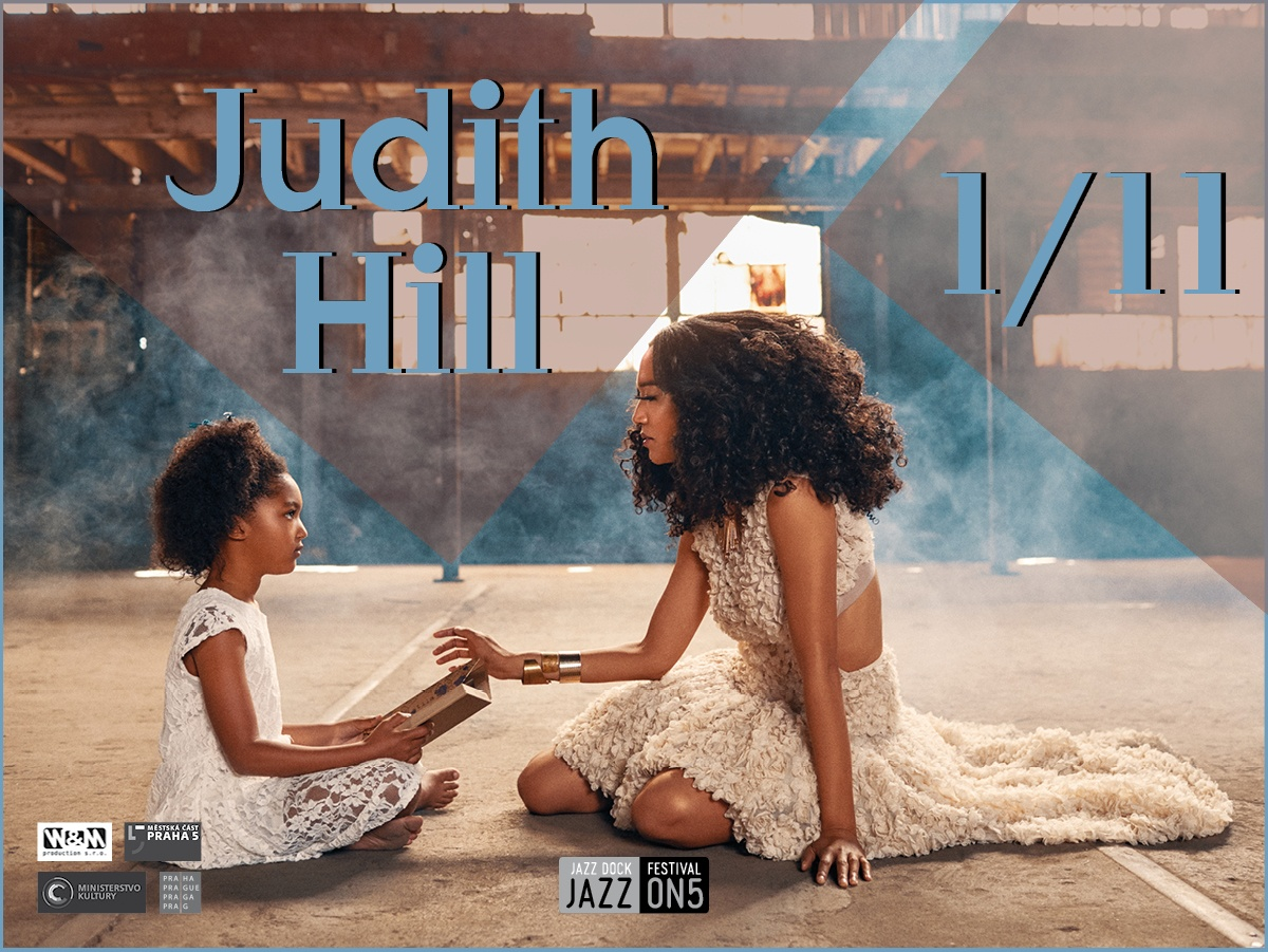 Judith Hill (USA) :JAZZ ON5