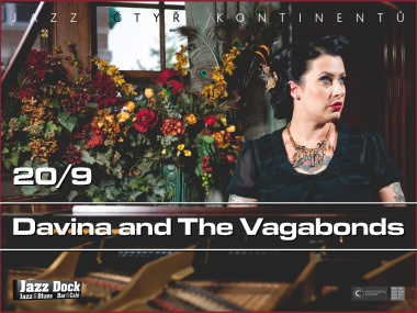 Davina & The Vagabonds:JAZZ ČTYŘ KONTINENTŮ
