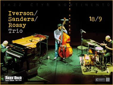 Ethan Iverson/Joe Sanders/Jorge Rossy (USA):JAZZ OF FOUR CONTINENTS
