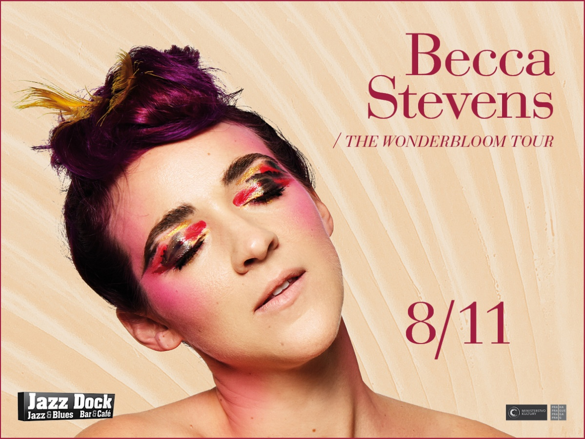 Becca Stevens (USA):JAZZ OF FOUR CONTINENTS