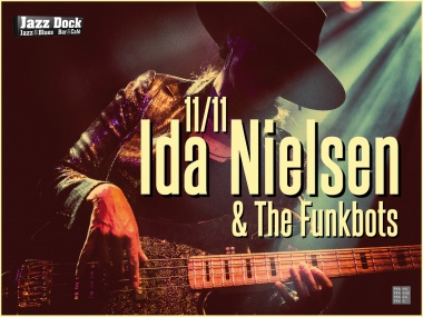 Ida Nielsen & The Funkbots:JAZZ OF FOUR CONTINENTS