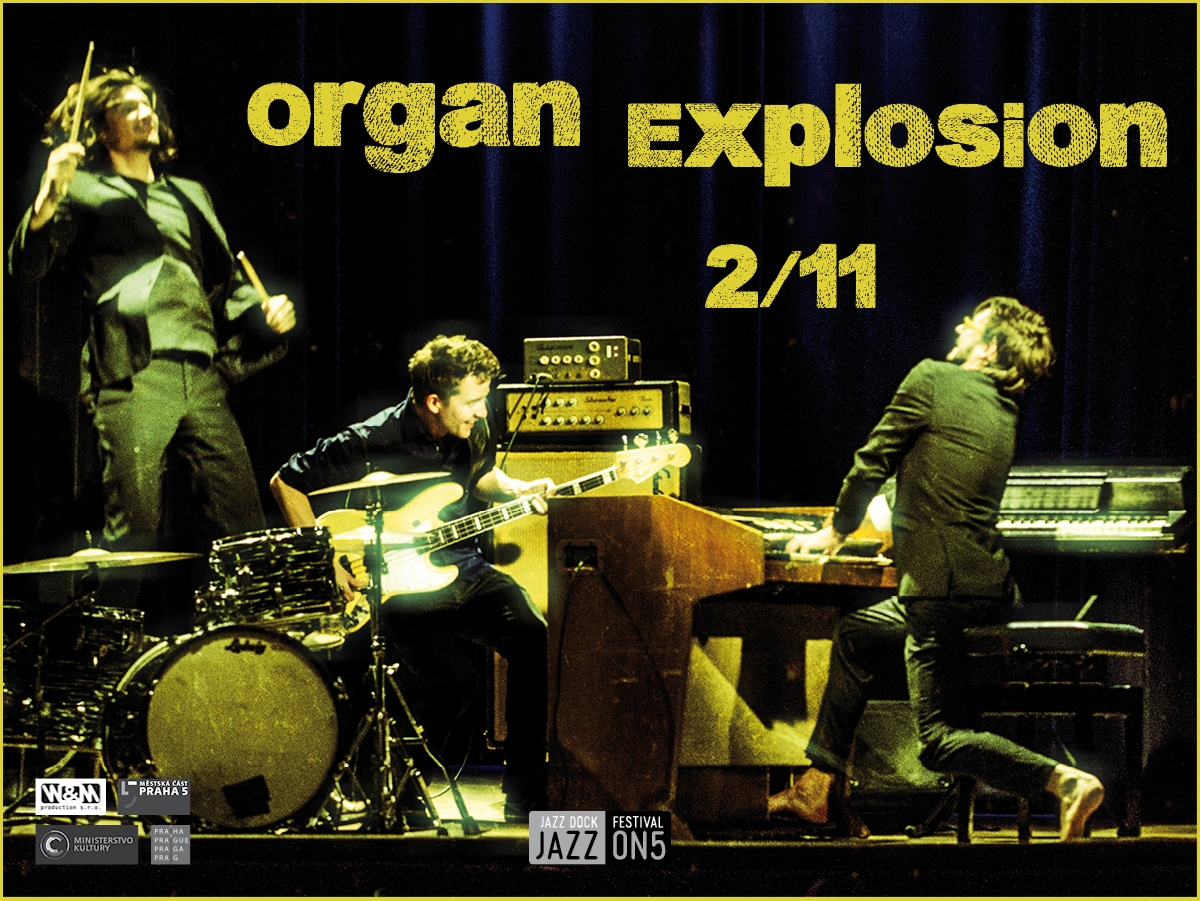 Organ Explosion (DE):JAZZ ON5