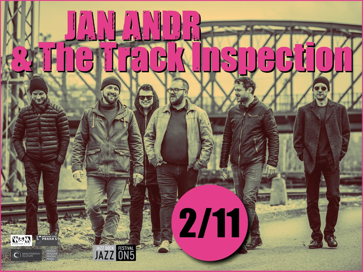 Jan Andr & The Track Inspection:JAZZ ON5