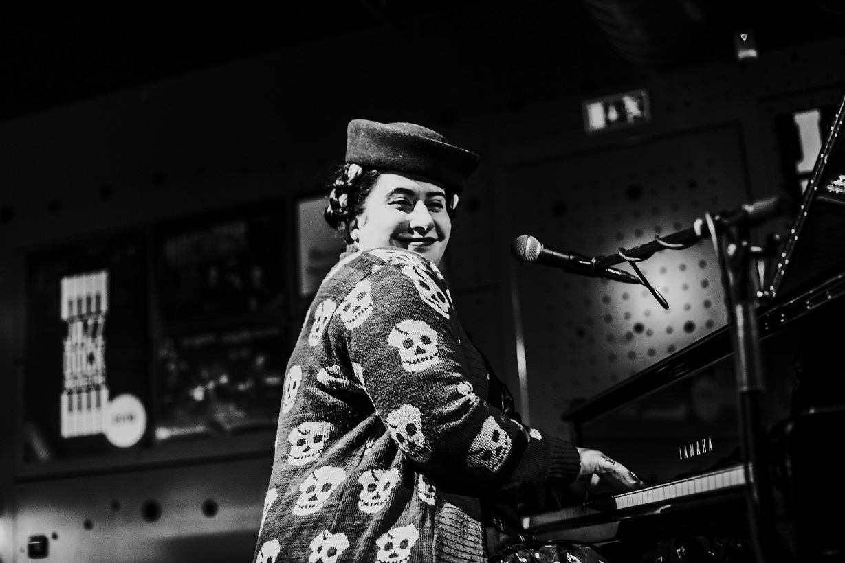 Foto & Video: Davina & The Vagabonds