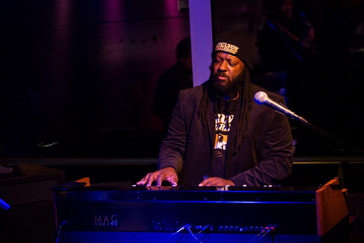 Foto & Video: Delvon Lamarr Organ Trio