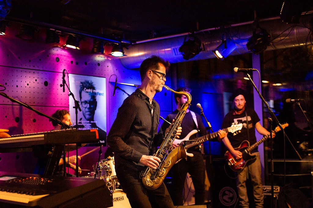 Foto & Video: Donny McCaslin - ČRo JAZZ FEST