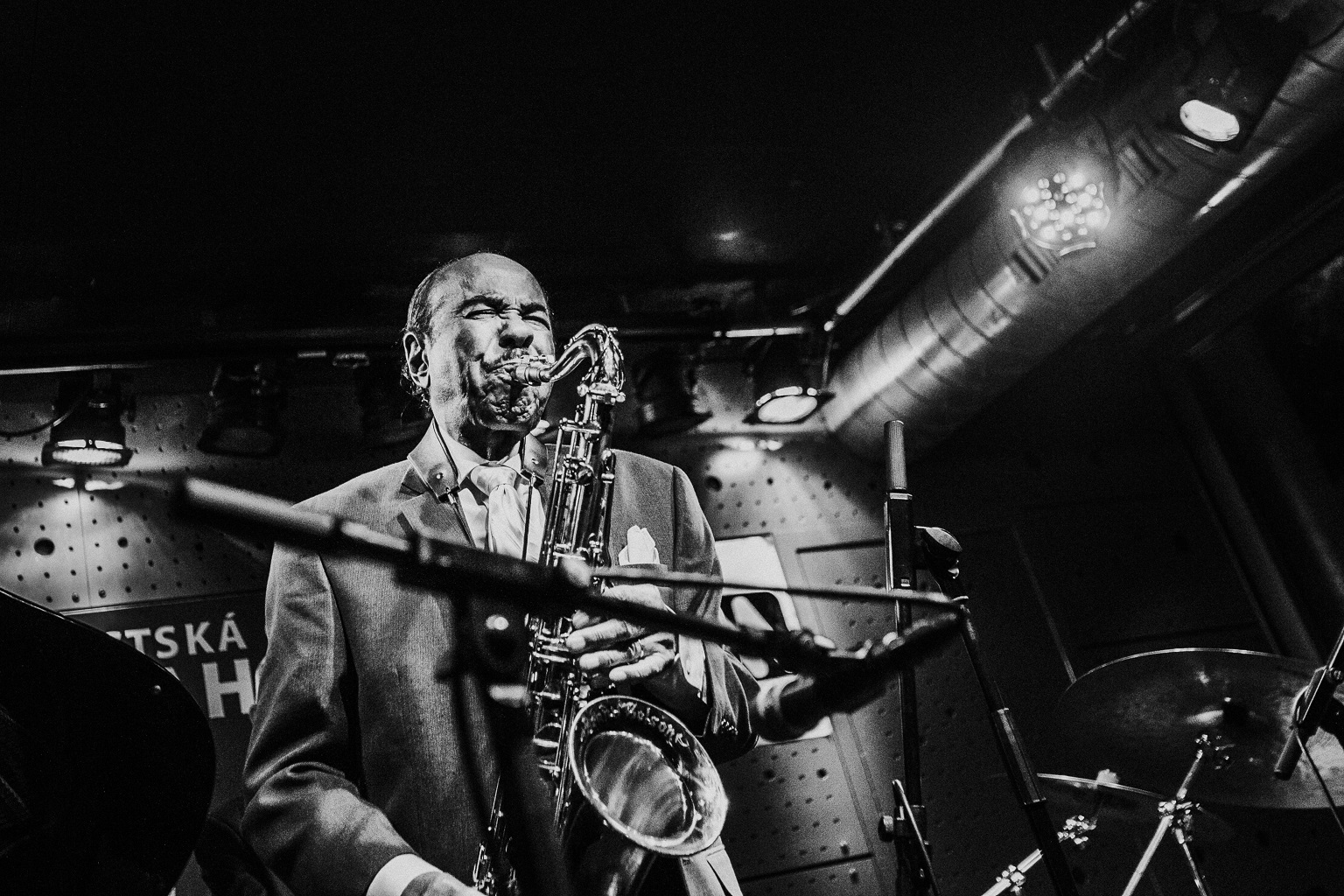 Foto & Video: Benny Golson Quartet feat. Antonio Faraò