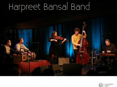 Bansal Trio :JAZZ OF FOUR CONTINENTS