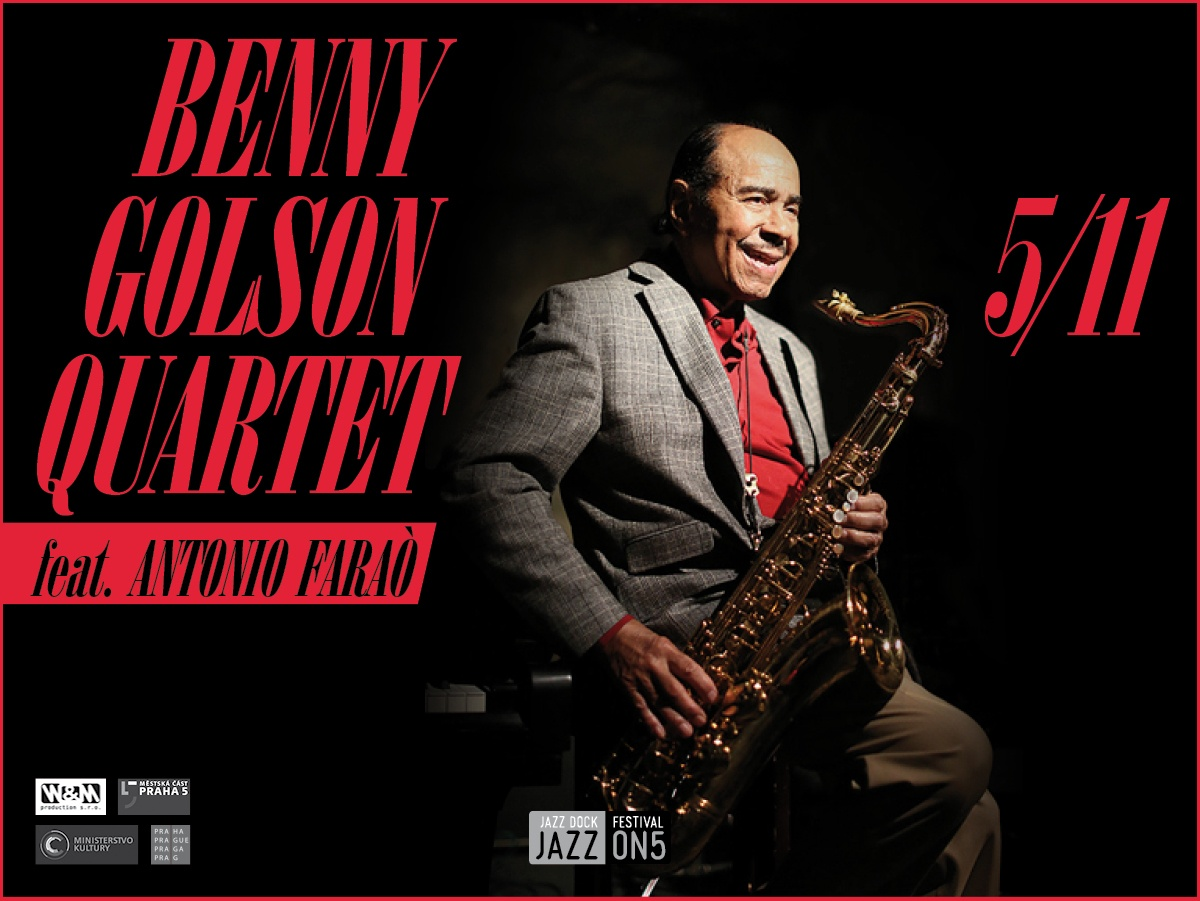 Benny Golson Quartet feat. Antonio Faraò (USA/IT): JAZZ ON5