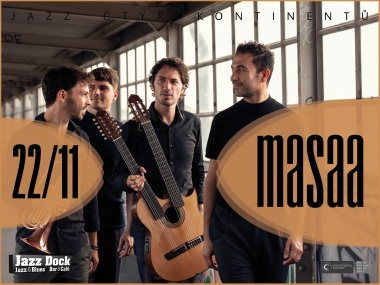 Masaa (D):JAZZ OF FOUR CONTINENTS