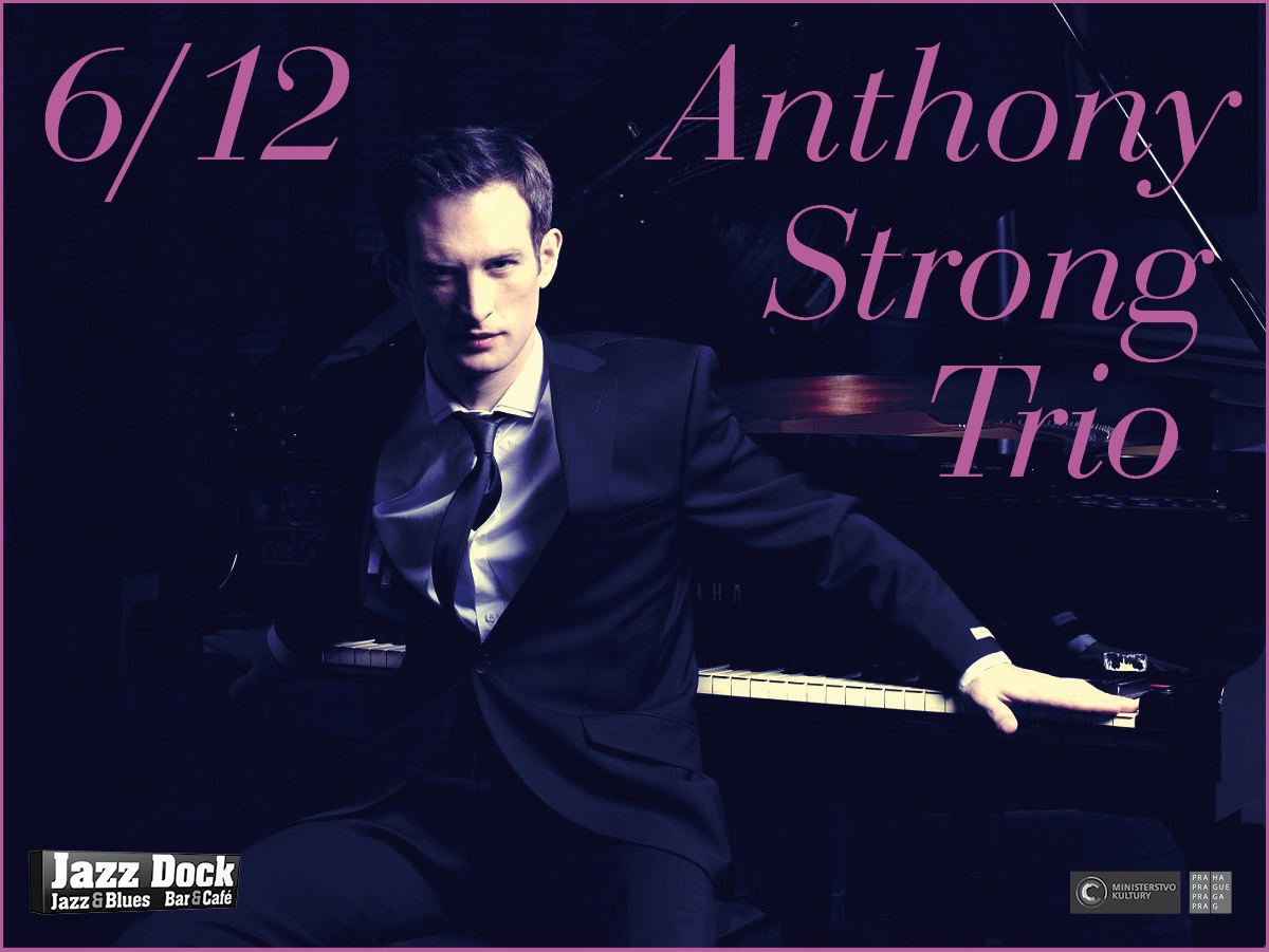 Anthony Strong Trio (UK)
