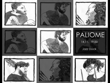 Paliome – CD release