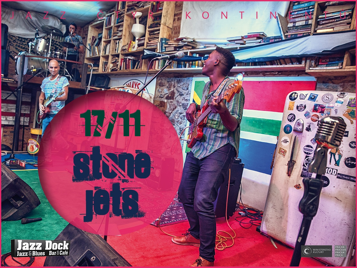 Stone Jets (JAR):JAZZ OF FOUR CONTINENTS: