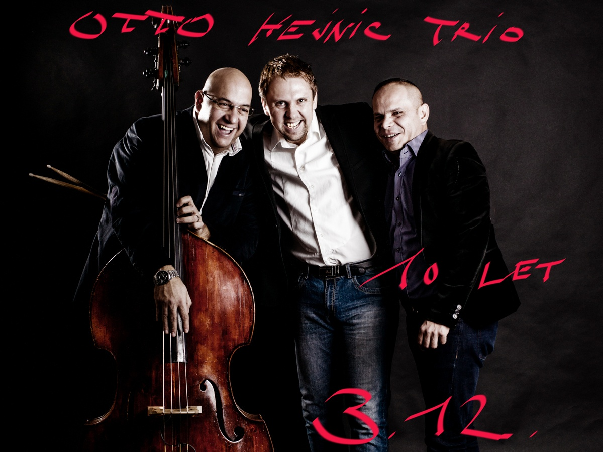 Otto Hejnic Trio – New CD release
