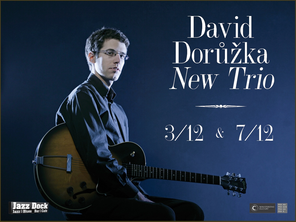 David Dorůžka New Trio