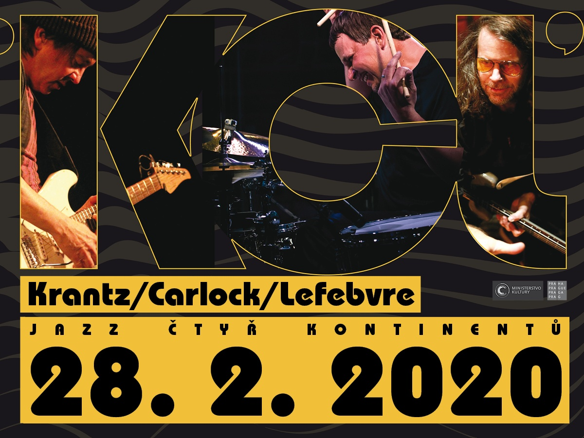 KCL (Krantz/Carlock/Lefebvre) (USA):JAZZ OF FOUR CONTINENTS