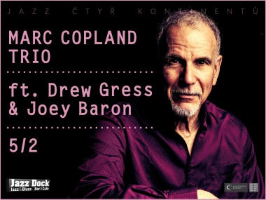 Marc Copland Trio ft. Drew Gress & Joey Baron (USA) :JAZZ OF FOUR CONTINENTS