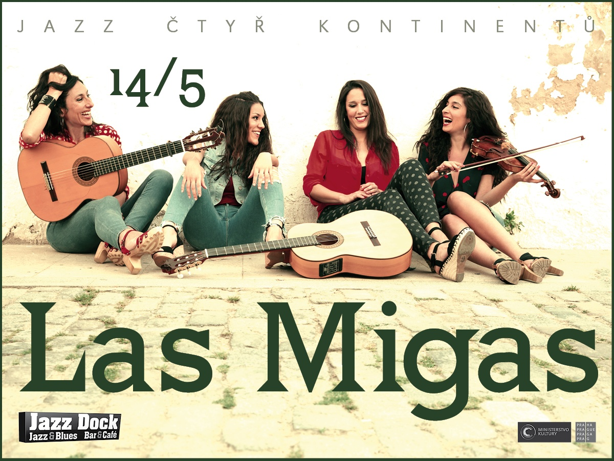 Las Migas (ESP):JAZZ OF FOUR CONTINENTS