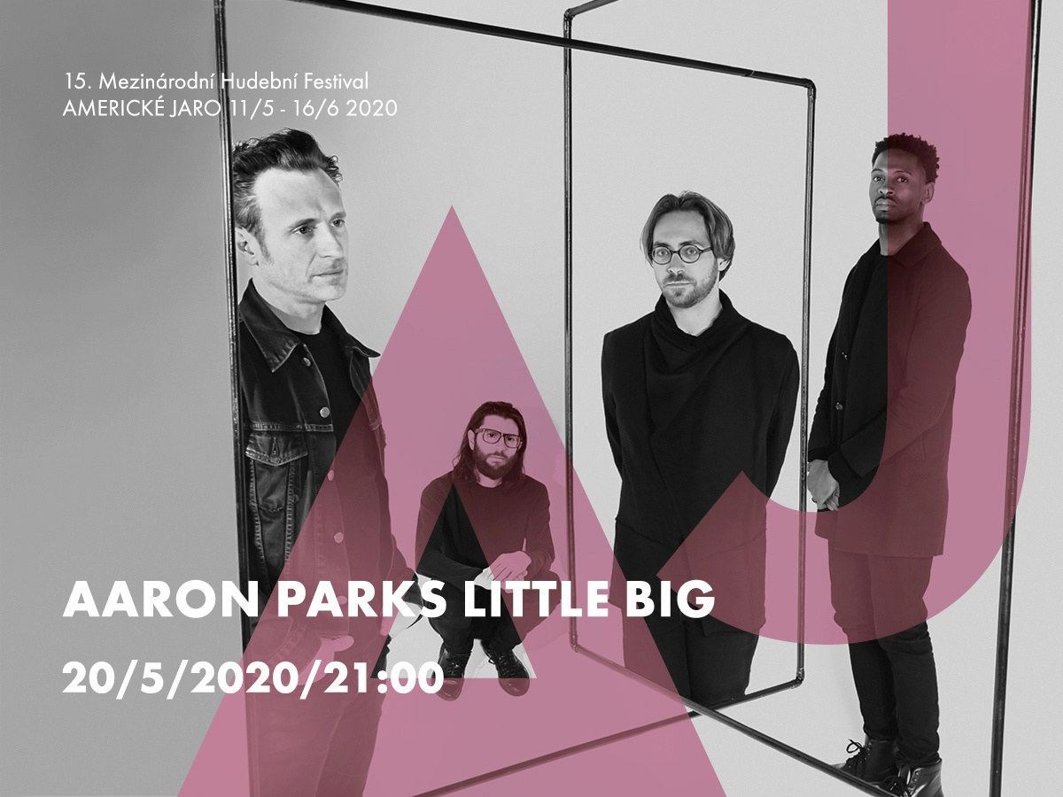 Aaron Parks Little Big (USA):AMERICKÉ JARO: