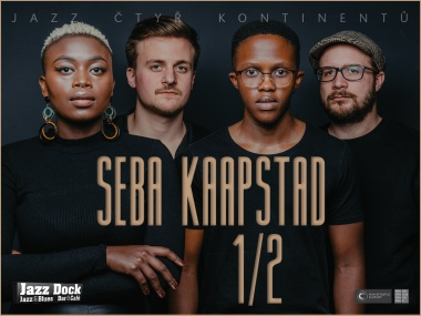 Seba Kaapstad (ZAF/D):JAZZ OF FOUR CONTINENTS