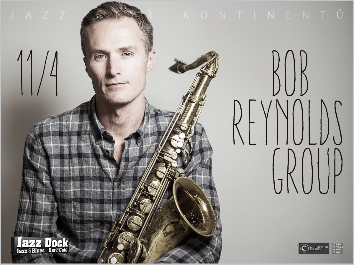 Bob Reynolds Group (USA):JAZZ ČTYŘ KONTINENTŮ