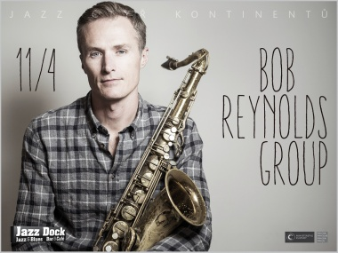 Bob Reynolds Group (USA):JAZZ OF FOUR CONTINENTS