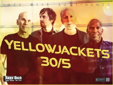 Yellowjackets (USA): JAZZ OF FOUR CONTINENTS