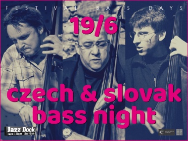 CZECH & SLOVAK BASS NIGHT