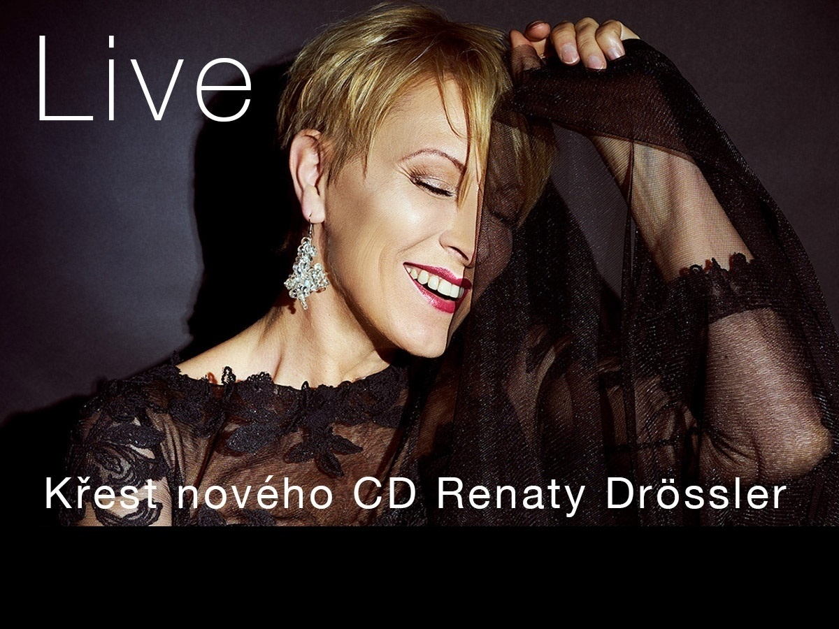 Renata Drössler – New CD release