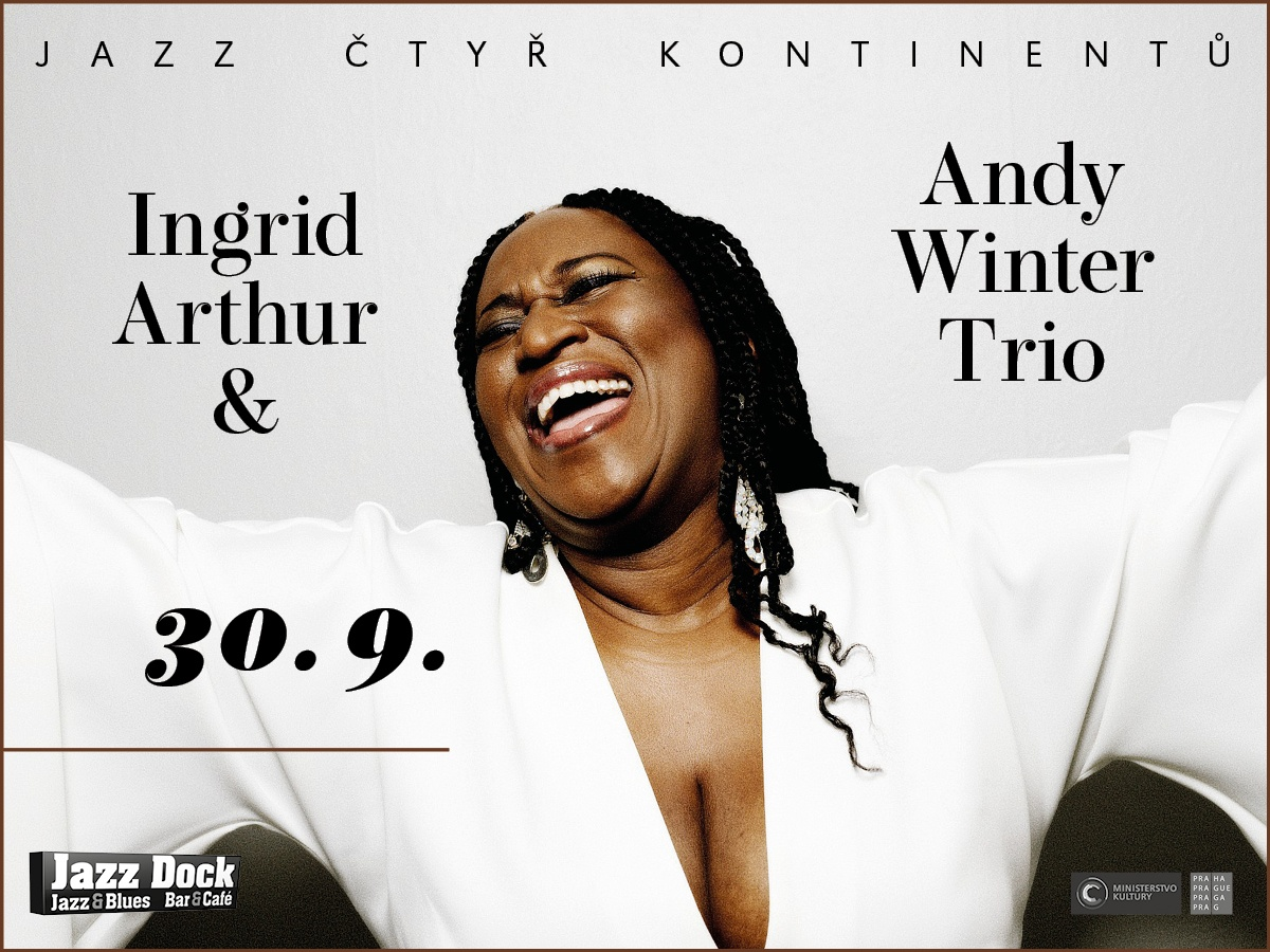 Ingrid Arthur & Andy Winter Trio:JAZZ ČTYŘ KONTINENTŮ