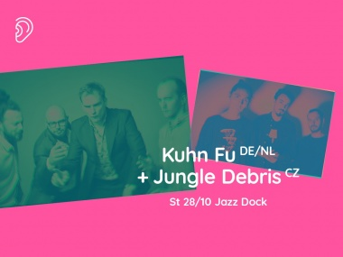 Kuhn Fu + Jungle Debris | Mladí ladí jazz 2020