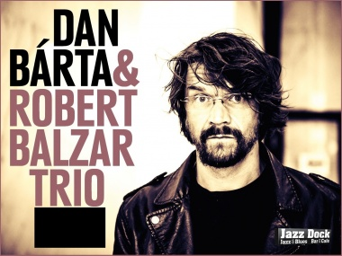 Dan Bárta & Robert Balzar Trio:JAZZ ON5