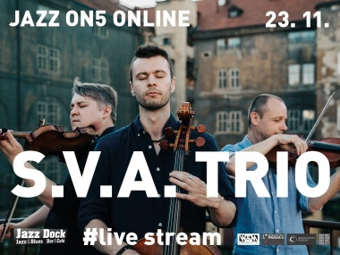 S.V.A. Trio:JAZZ ON5 - ONLINE
