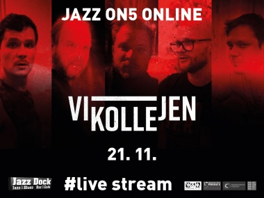 Vikollejen:JAZZ ON5 - ONLINE