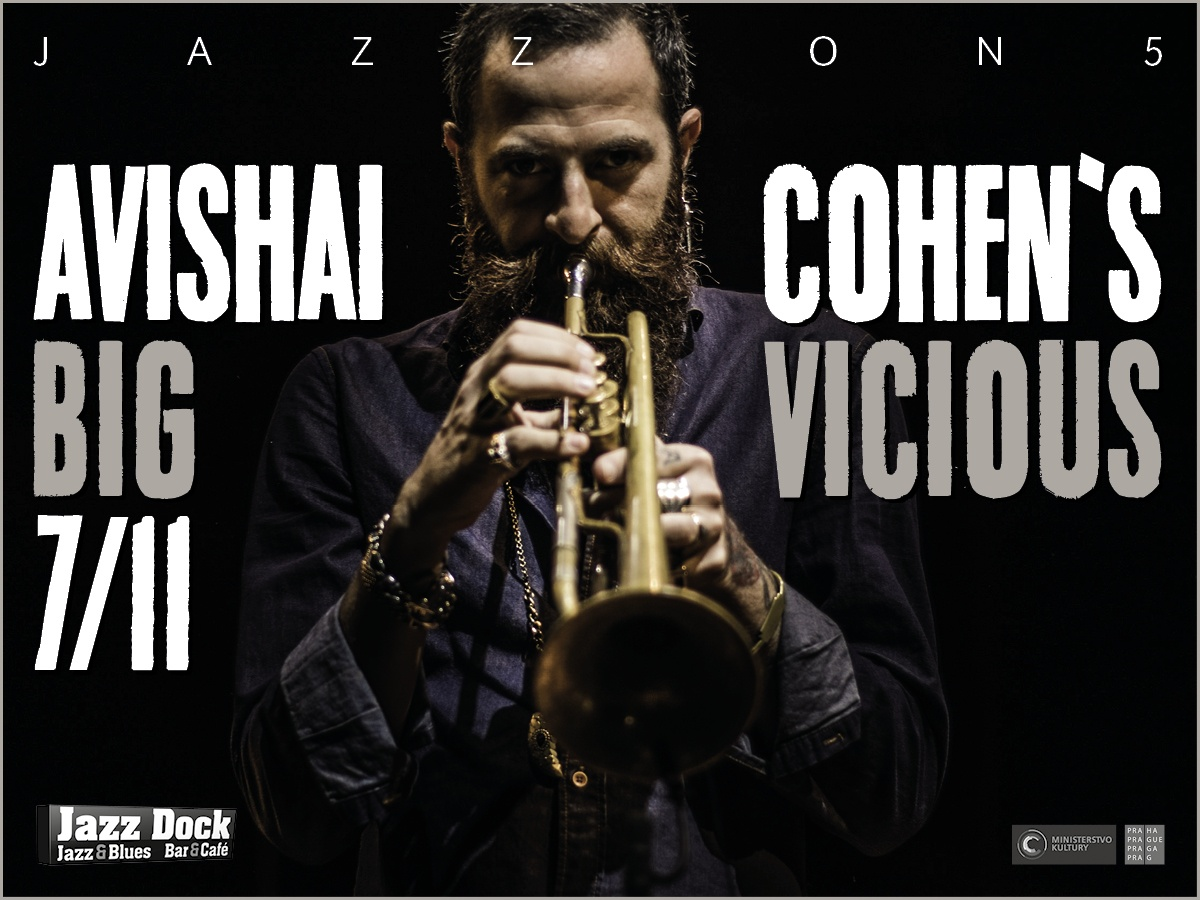 Avishai Cohen's Big Vicious (USA):JAZZ ON5