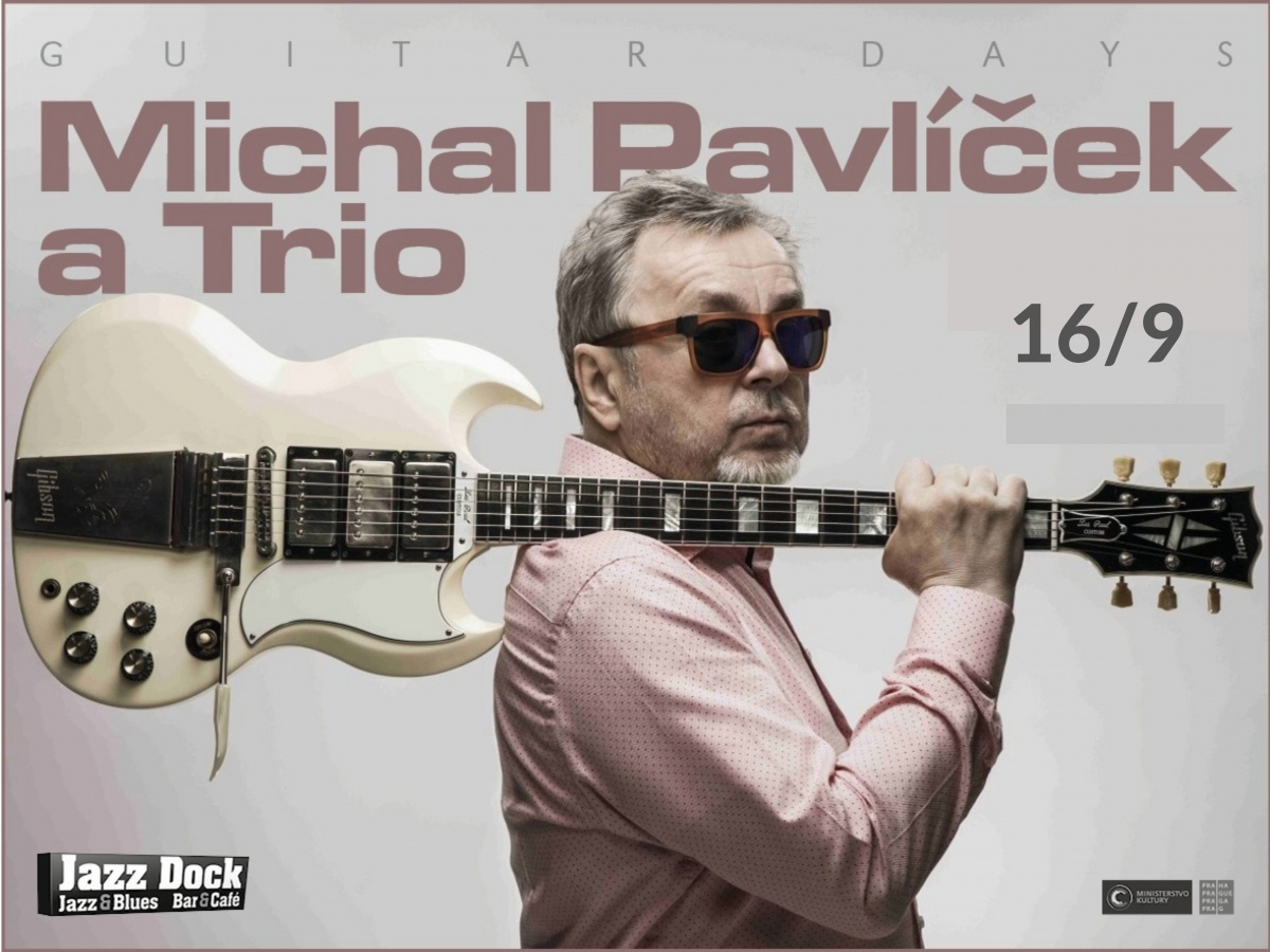 Michal Pavlíček a Trio:GUITAR DAYS
