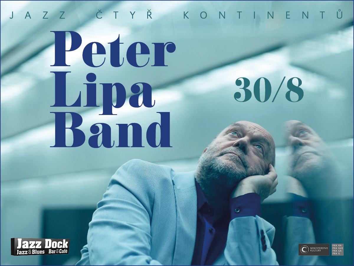 Peter Lipa Band (SK):JAZZ OF FOUR CONTINENTS