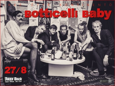 Botticelli Baby:JAZZ OF FOUR CONTINENTS